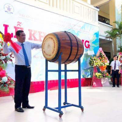 Học sinh Quảng Nam khai giảng năm học mới 2020 - 2021