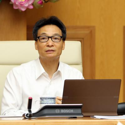 Phó Thủ tướng: Khoanh gọn, dập sớm ổ dịch ở Đà Nẵng