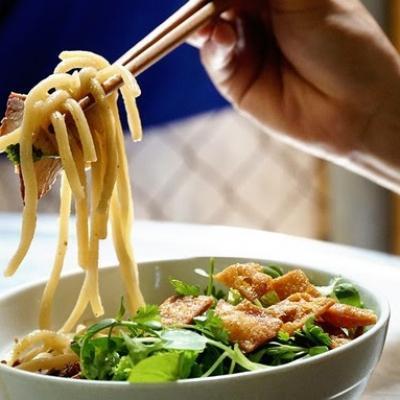 Cao Lầu - món ăn độc đáo phố Hội